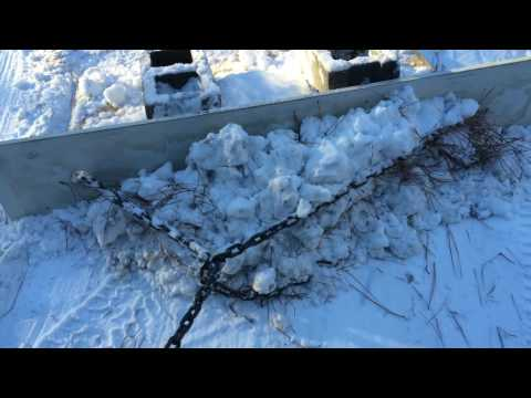 0 $ 10 Min DIY Snow Plow