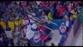 видео: Лучшие моменты Олимпиады в Сочи 2014