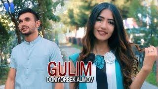 Doniyorbek Alimov - Gulim | Дониёрбек Алимов - Гулим