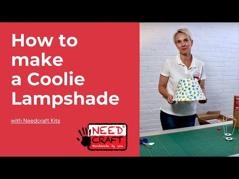 How to Make a Professional Coolie Lampshade