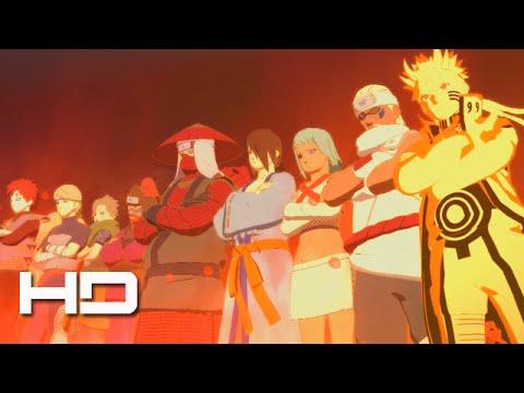 All Jinchuuriki Ultimate Jutsus/New Team Ultimate Jutsus | NARUTO SHIPPUDEN: Ultimate Ninja STORM 4