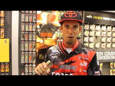 Mike Iaconelli Fall Bass Fishing