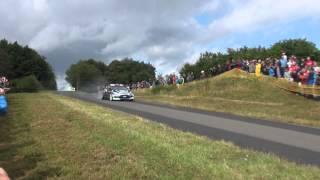 WRC 2012 Rallye Deutschland - Petter Solberg Ford Fiesta RS WRC