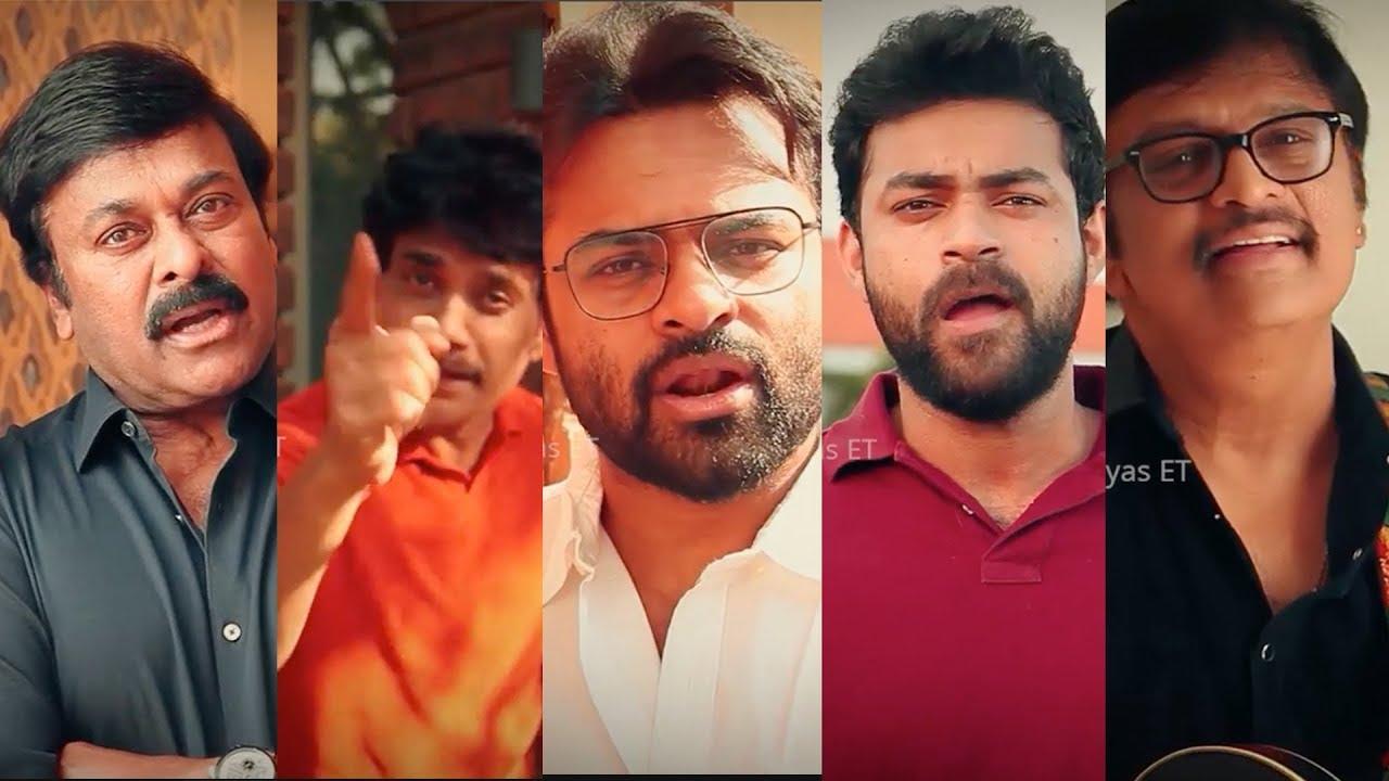 Tollywood Celebrities Corona Awareness Song | Corona Telugu New Song | Corona Song | Shreyas ET