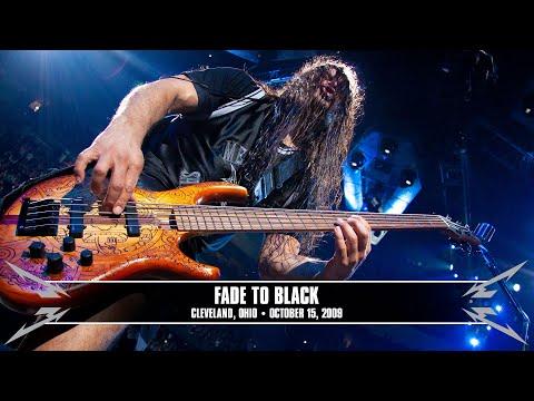 Metallica: Fade to Black (MetOnTour - Cleveland, OH - 2009)