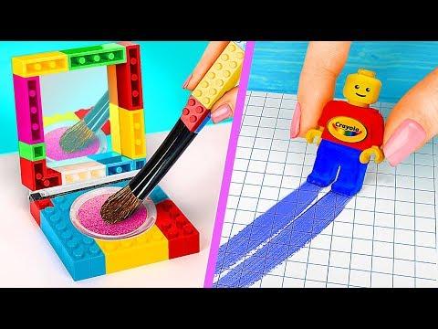 Spielzeug Hacks, Die Du Besser Früher Schon Gekannt Hättest/10 Möglichkeiten, Lego Wiederzuverwenden