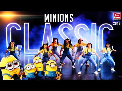 Minions Classic Boys 1er Aniversario ► EFFECTS FILM