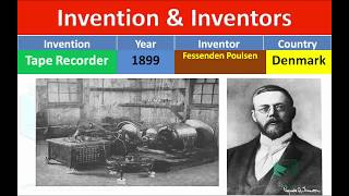 Invention and Their Inventors with Pictures  #Static GK thumbnail
