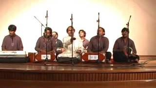 "ye hai maikada yahan rind hai -IQBALSHAD AND GROUP LIVE PERFORM HINDI SHIKSHA SANGH  """"DURBAN"""