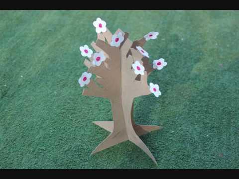 הכנת עץ תלת מימד