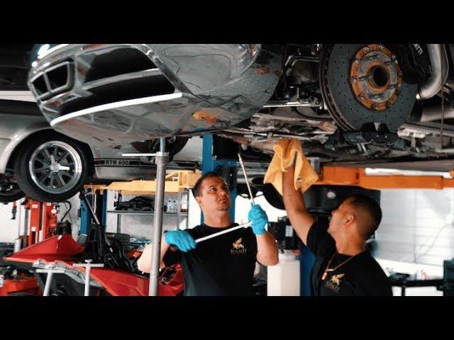 Bugatti Veyron 21k Oil Change Ehhh I Ll Do It Myself Youtube