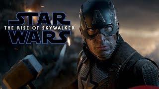 Avengers: Endgame - (Star Wars: The Rise of Skywalker Final Trailer Style)