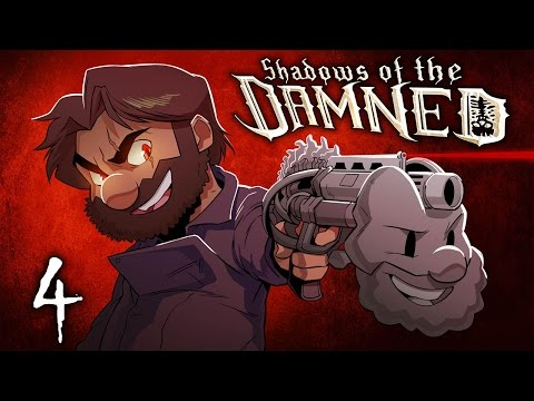 Shadows of the Damned | Let's Play Ep. 4: Best Damn Boot Beer | Super Beard Bros.