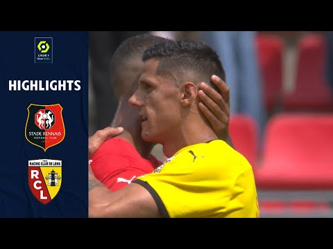 Rennes Lens Goals And Highlights