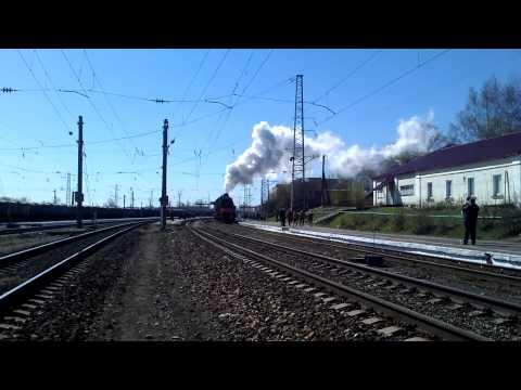 Поезд Победы в Котельниче