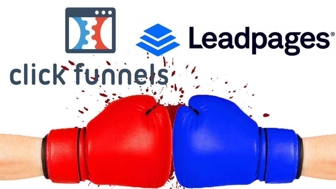 ClickFunnels Vs LeadPages | Who Will Win?