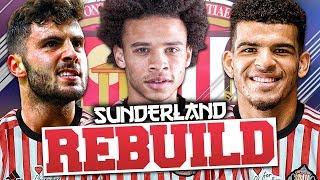 REBUILDING SUNDERLAND!!! FIFA 18 Career Mode