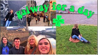 TRAVEL VLOG: Galway, Ireland in 12 hours!