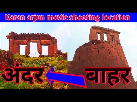 Karan arjun movie shooting  location kali maa temple part 02 hazrul remo