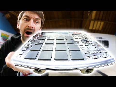 PROFESSIONAL BEAT MAKER SKATEBOARD!?