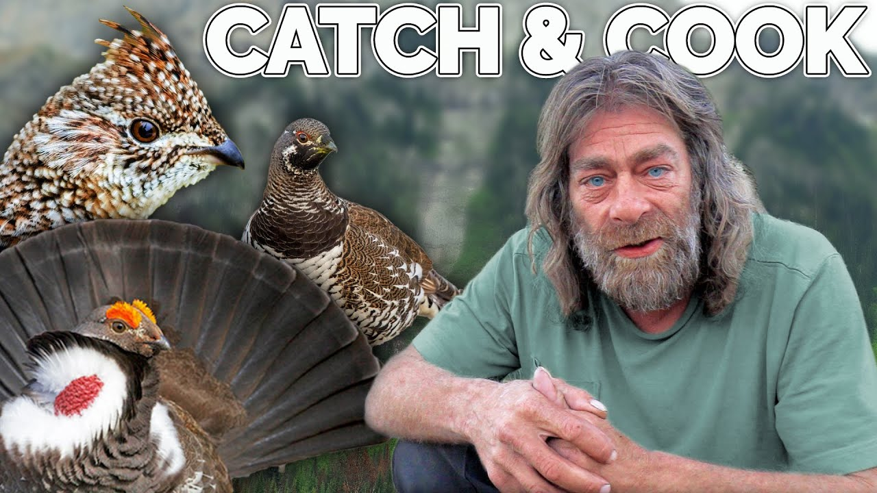 Grouse Grand Slam Hunting - CATCH & COOK