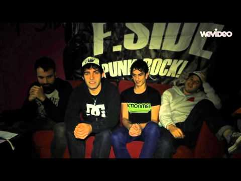 F.Side - Sudamerica Tour 2015-16 Presentación