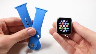 Comment changer le bracelet de son Apple Watch et pour pas cher?