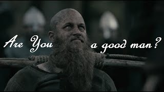 Ragnar Lothbrok Tribute | Are you a good man ?  Experience - Ludovico Einaudi, The Untold | DJerico