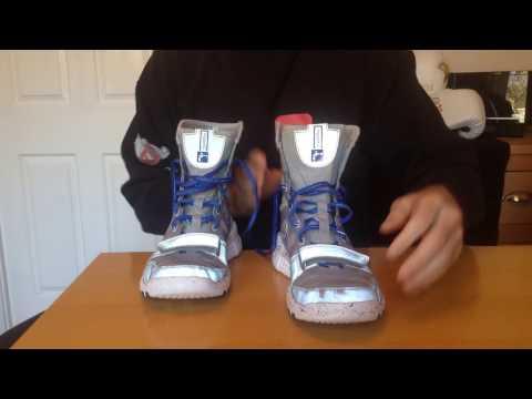 Nike Free Hyper KO Shield Boxing Boots