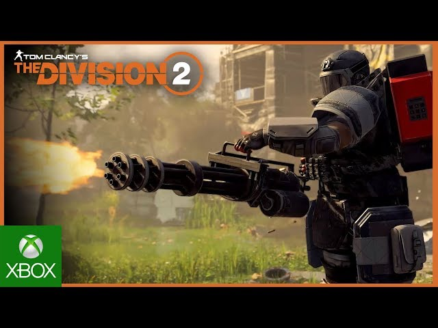 Tom Clancy's The Division 2: Endgame Trailer | Ubisoft