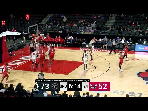 Bruno Caboclo (12 points) Highlights vs. Windy City Bulls