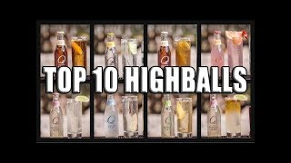 How To Make A Highball  (Top 10 Variations)