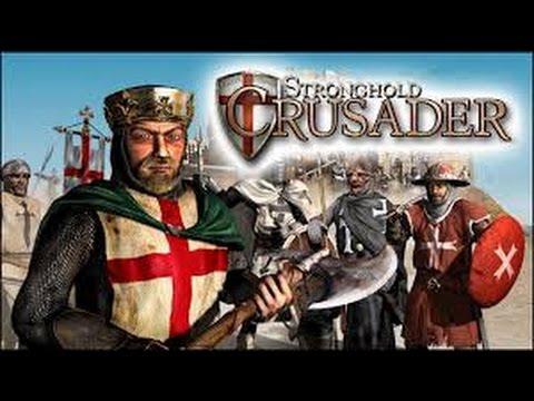 stronghold crusader تحميل لعبة