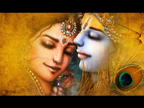 Om Jai Shri Krishna Bhajan With Hindi English Lyrics By Anuradha Paudwal