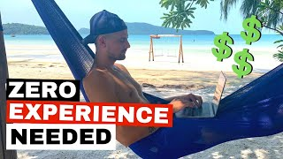 10 EASY Travel Jobs ANYONE Can Do to Earn from Anywhere: Best digital nomad jobs for beginners 2021