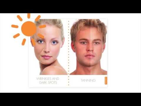 USP Solutions Sun Damage CARD -  UV Awareness