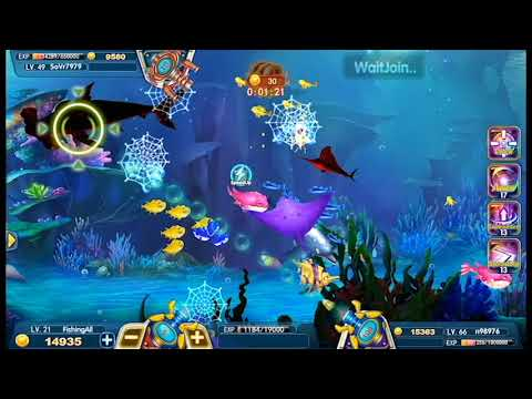 W88 Fishing Master for Android (ហ្គេមបាញ់ត្រី)