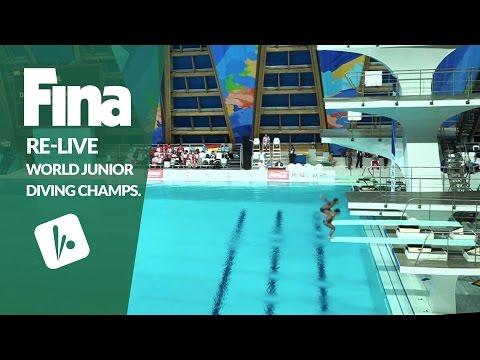 Re-Live - Day 1 Mixed Team Event - FINA World Junior Diving Championships 2016 - Kazan (RUS)