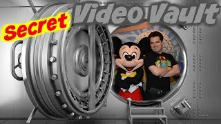 Secret Video Vault | December 2016 Walt Disney World Trip