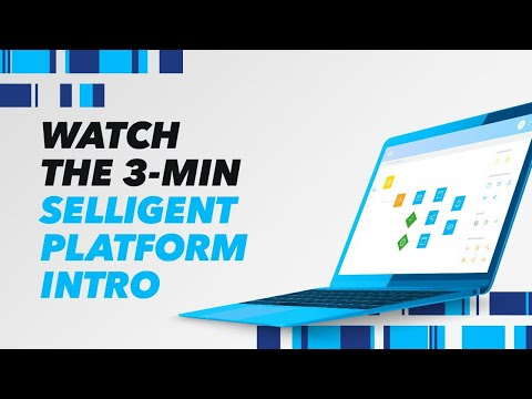 Introduction to Selligent Marketing Cloud