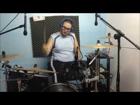 linking park-numb drum cover