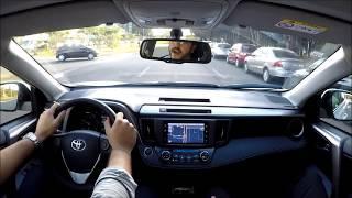 RAV4 2018 - POV - Test Drive
