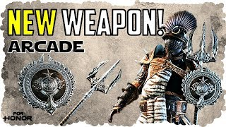 NEW EVENT WEAPON + Weekly Arcade Quest: For Honor Gladiator thumbnail