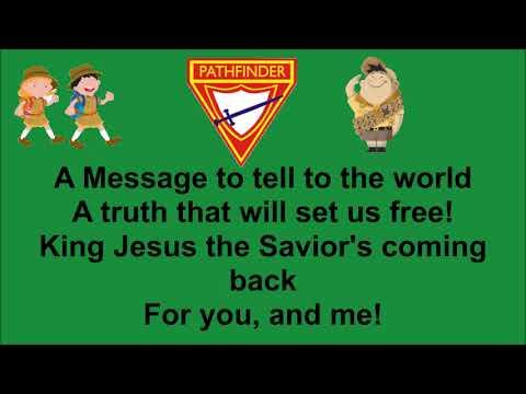Pathfinder Song English and Spanish Lyrics