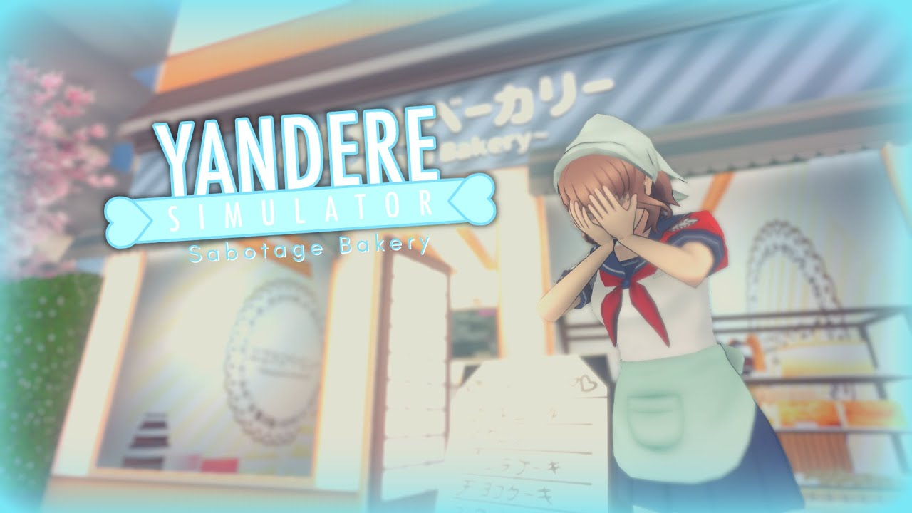 Sabotaging Amai's Bakery - Yandere Simulator Concepts