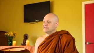 Ajahn Brahmali - Setting The Wheel Of Dharma In Motion