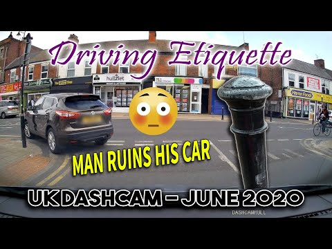 Driving Etiquette - June 2020 - UK Dashcam