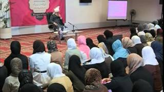Gulshan-e-Waqfe Nau Lajna Germany, 27 May 2012, Educational class with Hadhrat Mirza Masroor Ahmad