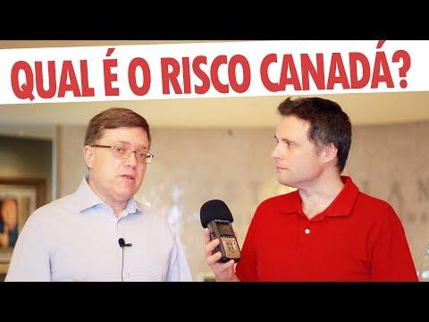QUAL É O RISCO CANADÁ? INVESTIMENTOS E SEGUROS NO CANADÁ #8