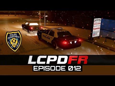 GTA IV - LCPDFR - Snow Patrol - Risque d'attentat - Patrouille 12
